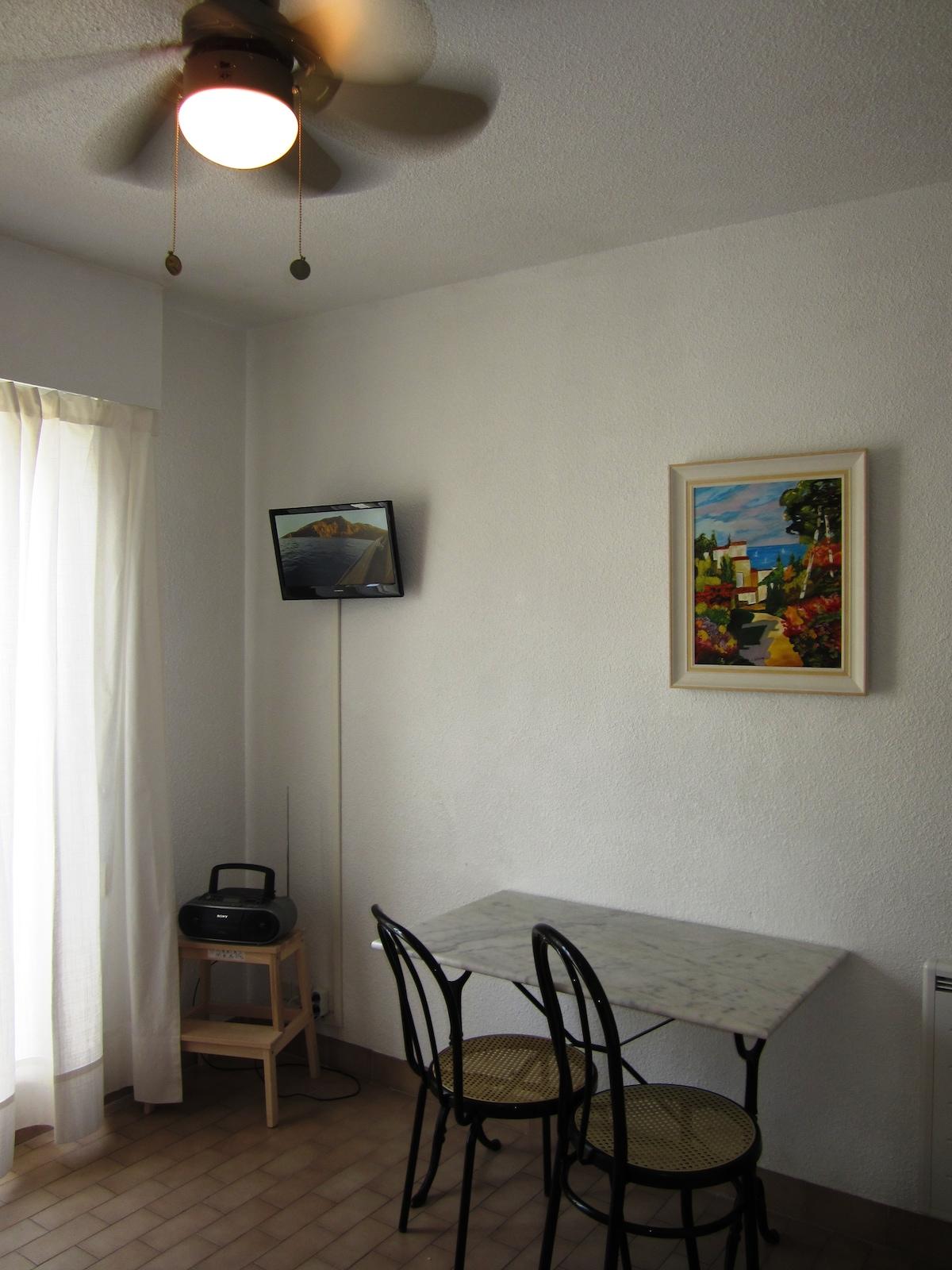Meal's corner - Coin repas -  La Negrita