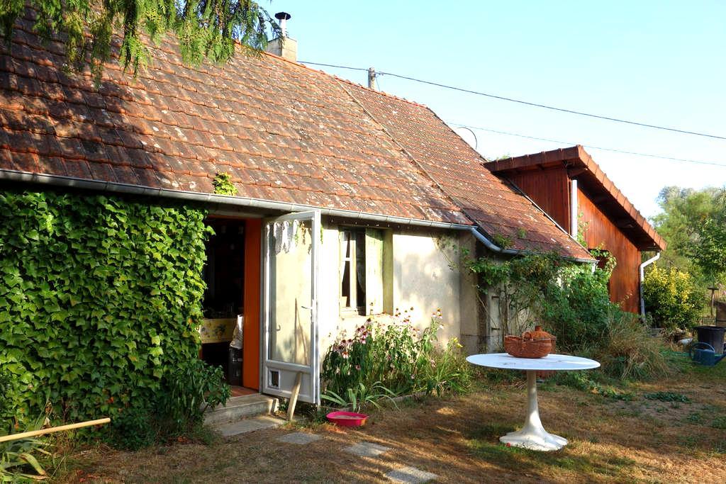 Cabane en bois - Mornay-sur-Allier - Dom