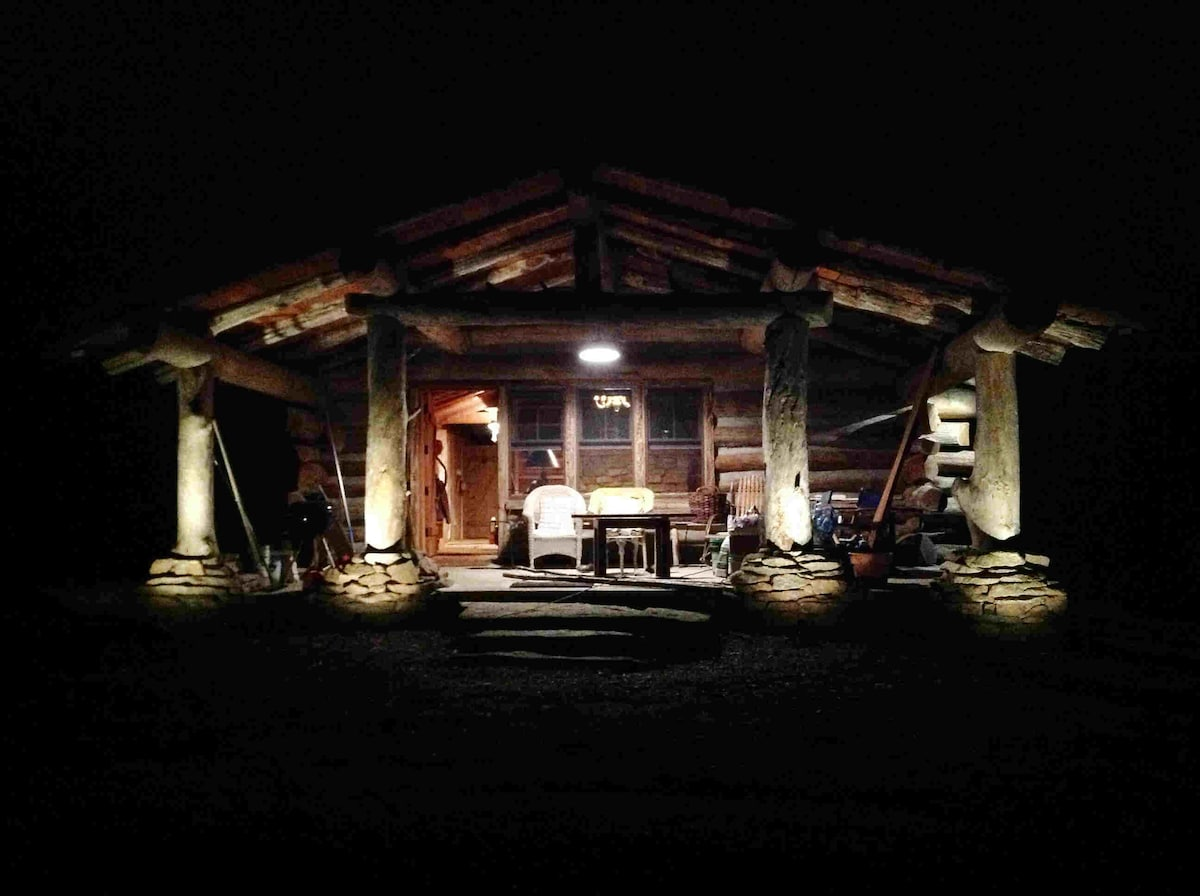 New Log Cabin