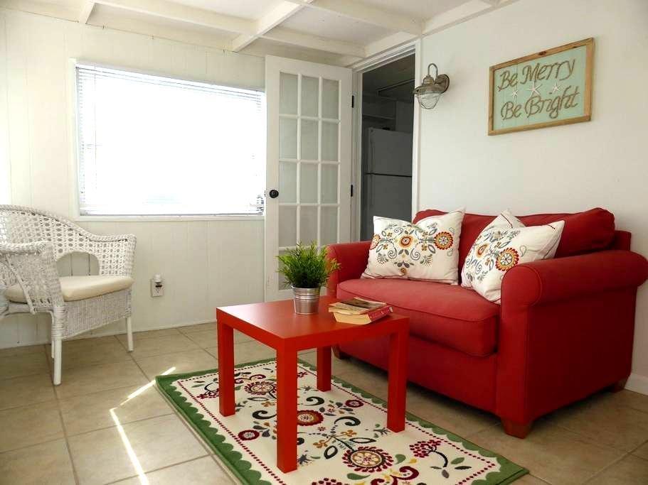 Tarpon Suite in Matlacha - Matlacha - 公寓
