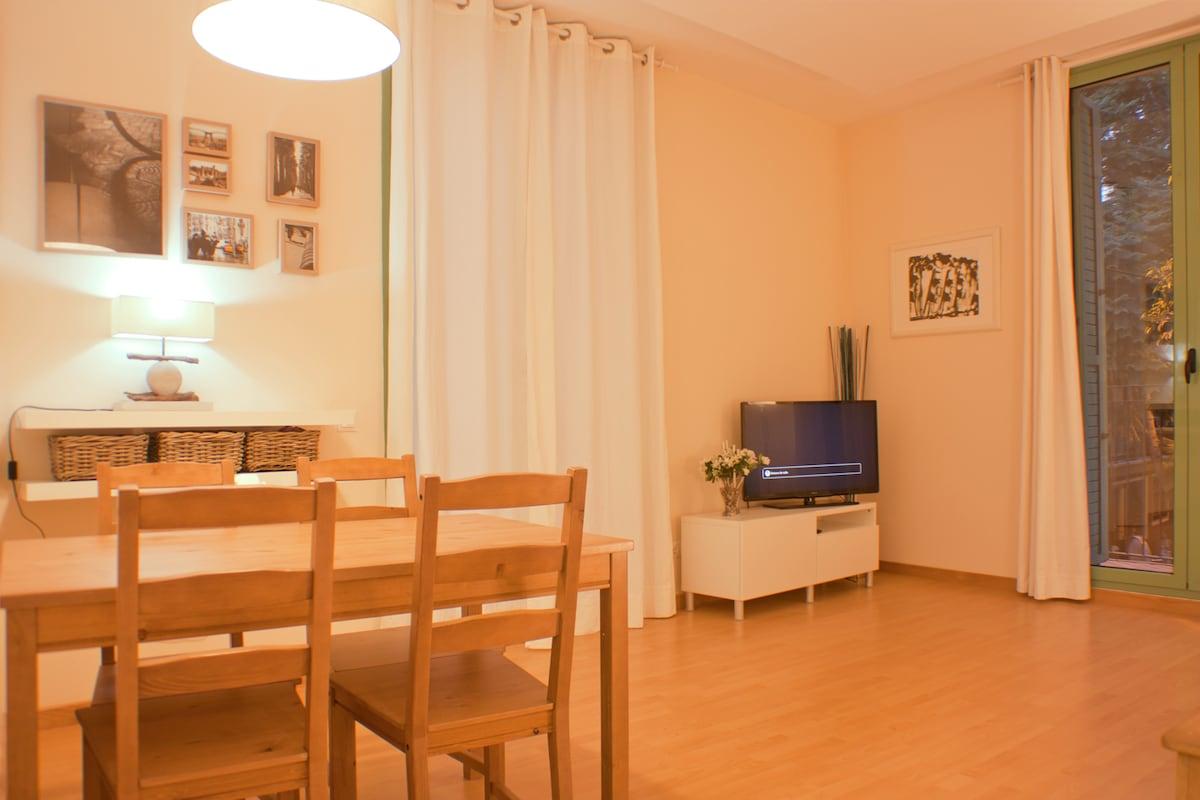 Suite Gracia Apartment, with A.C.
