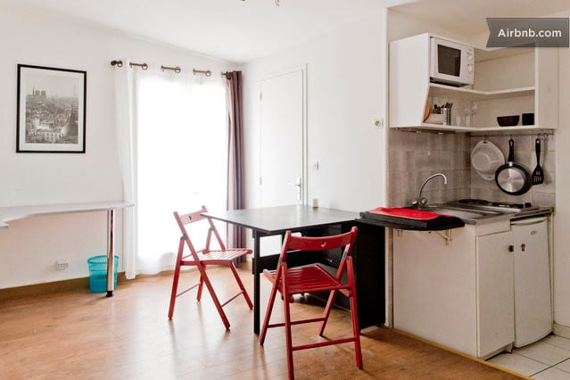 Cosy apartment at the 11th for 2p