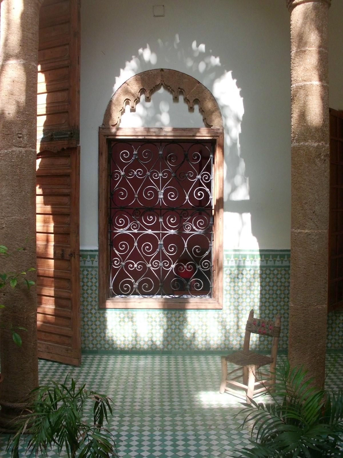 Rabat, B&B in the Medina