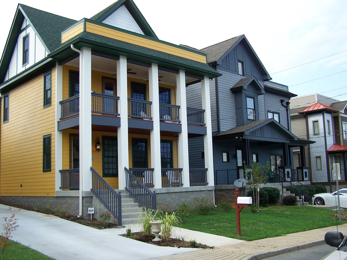 New home - Now complete!! - with 3 Super Suites available!