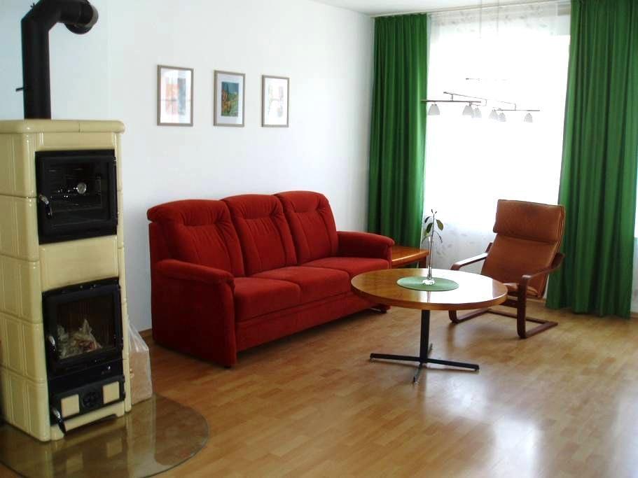 """2-Raum-Appartment """"Alte Scheune""""  - Großsteinhausen"""