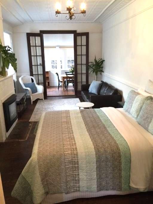 HANLEY HOUSE   Edward`s Den - Port Fairy - Apartment