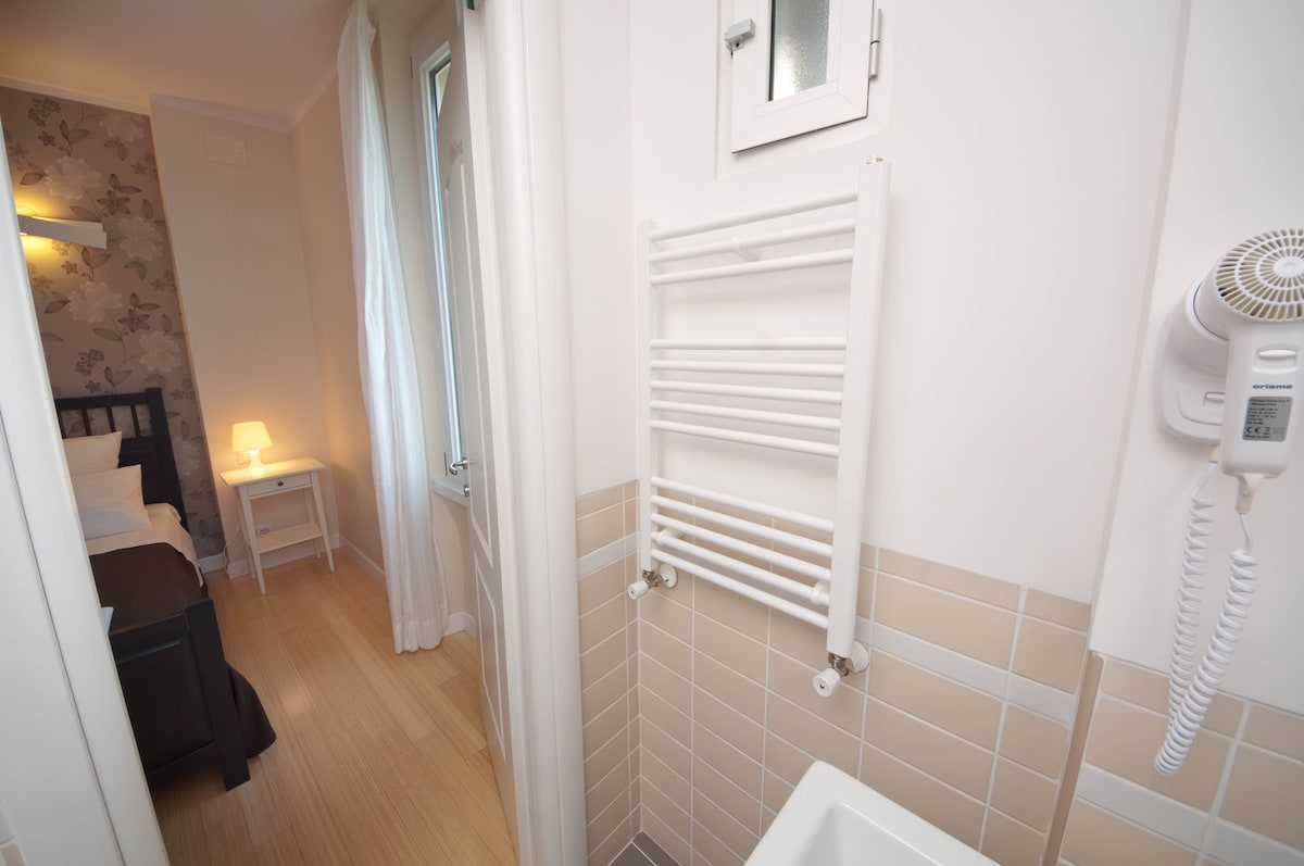 private bathroom inside your room :)