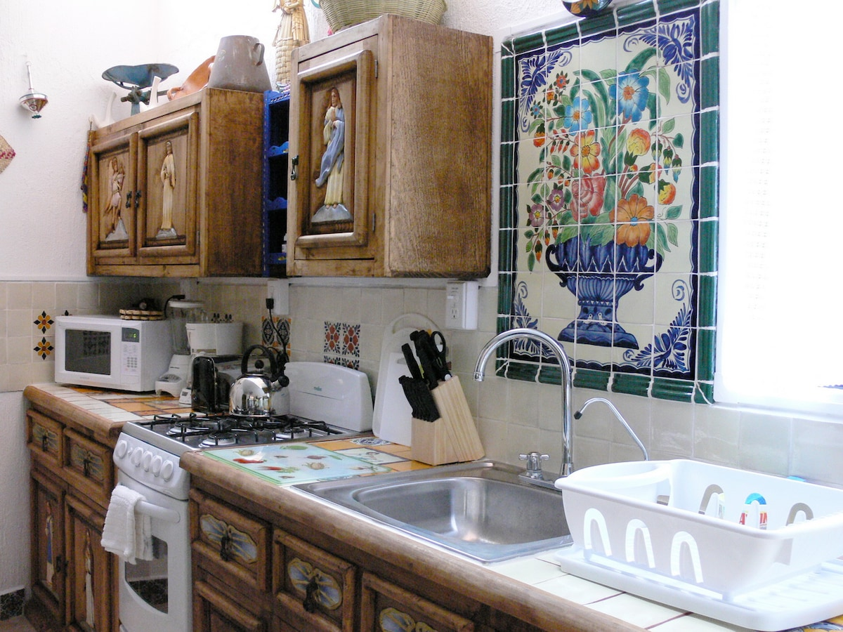 Retablo Suite kitchen