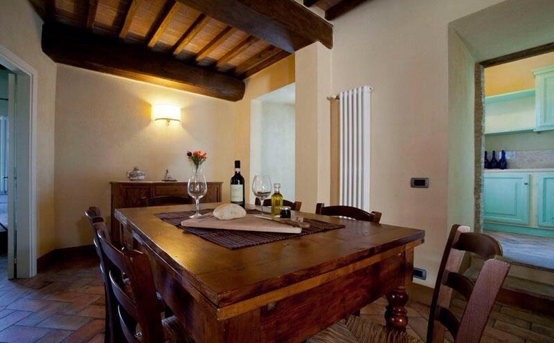 Farm House Casa Verniano / istrice