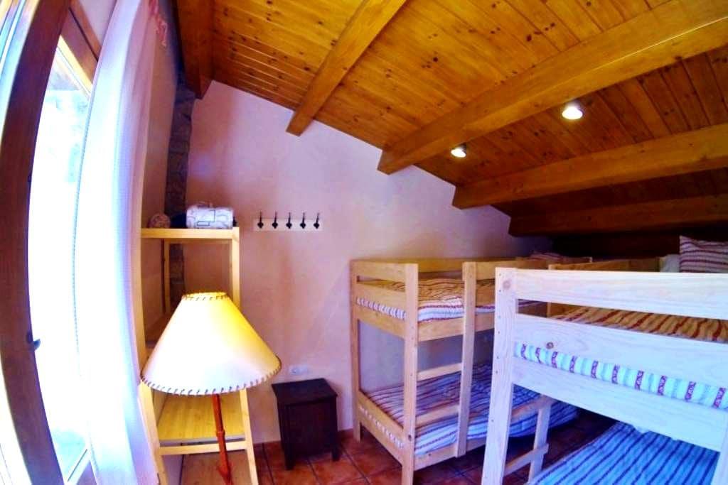 Tosa d'Alp: Habitacion en el PN Cadí-Moixeró - Bagà