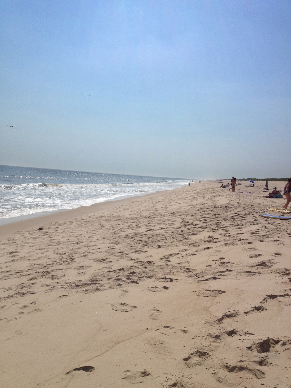 2 Mile Hollow Beach within walking distance.