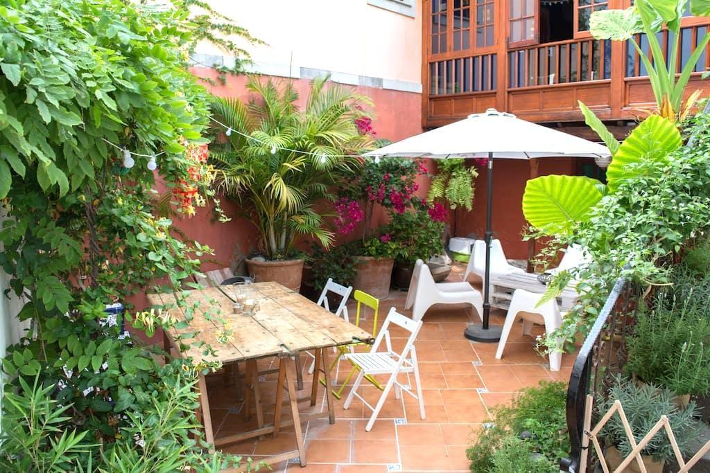 CASA SAN ROQUE - Holiday apartment with patio - Las Palmas de Gran Canaria