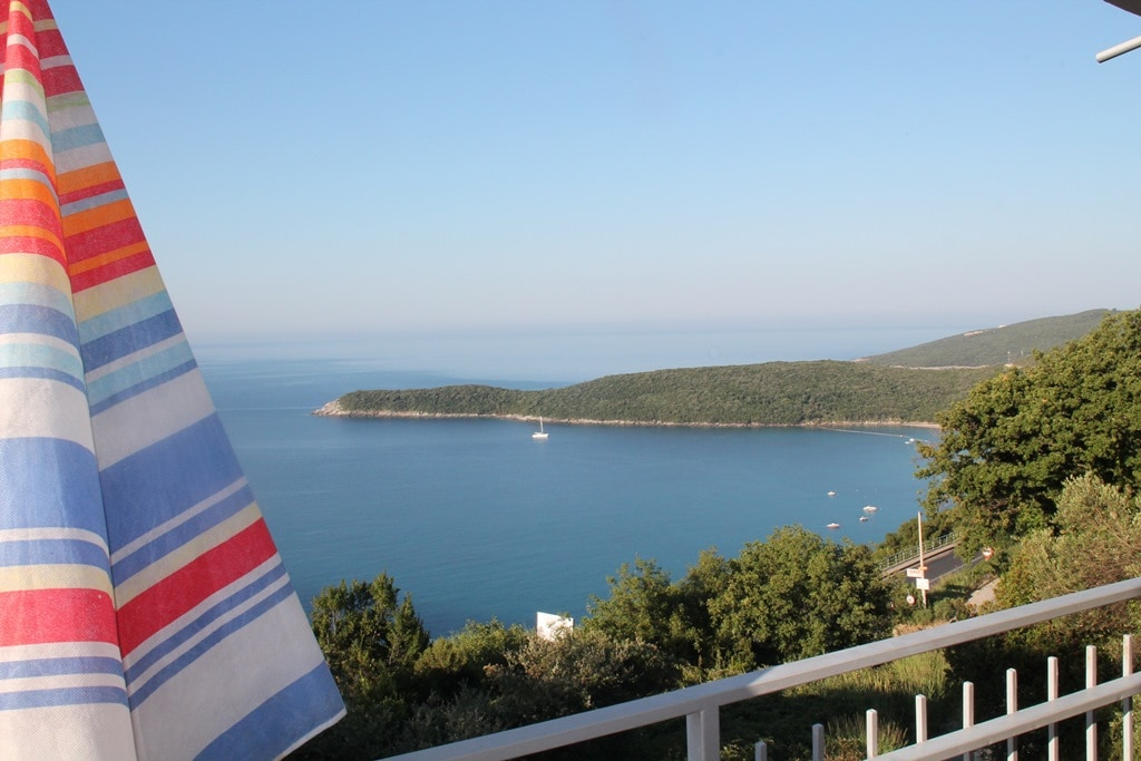 Sea View from terrase