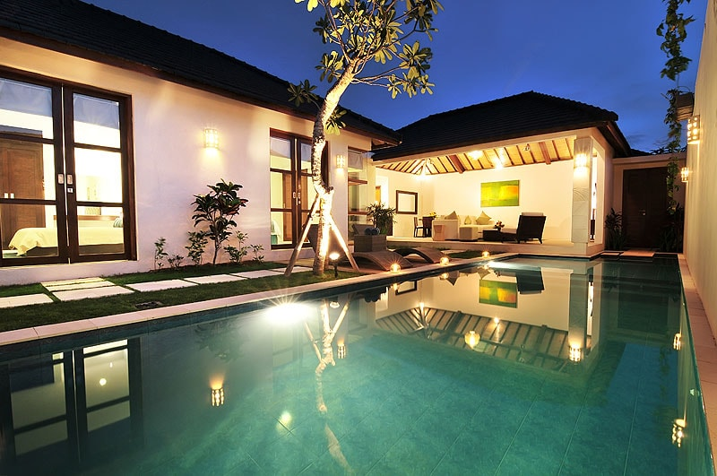SEMINYAK, Great Value, 2 Bdr, New