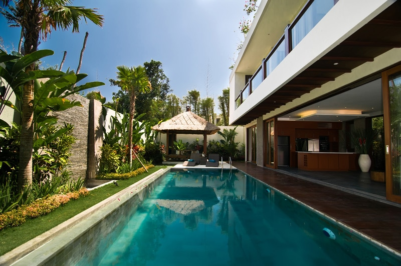 BY THE BEACH,  4 Bed New , Seminyak