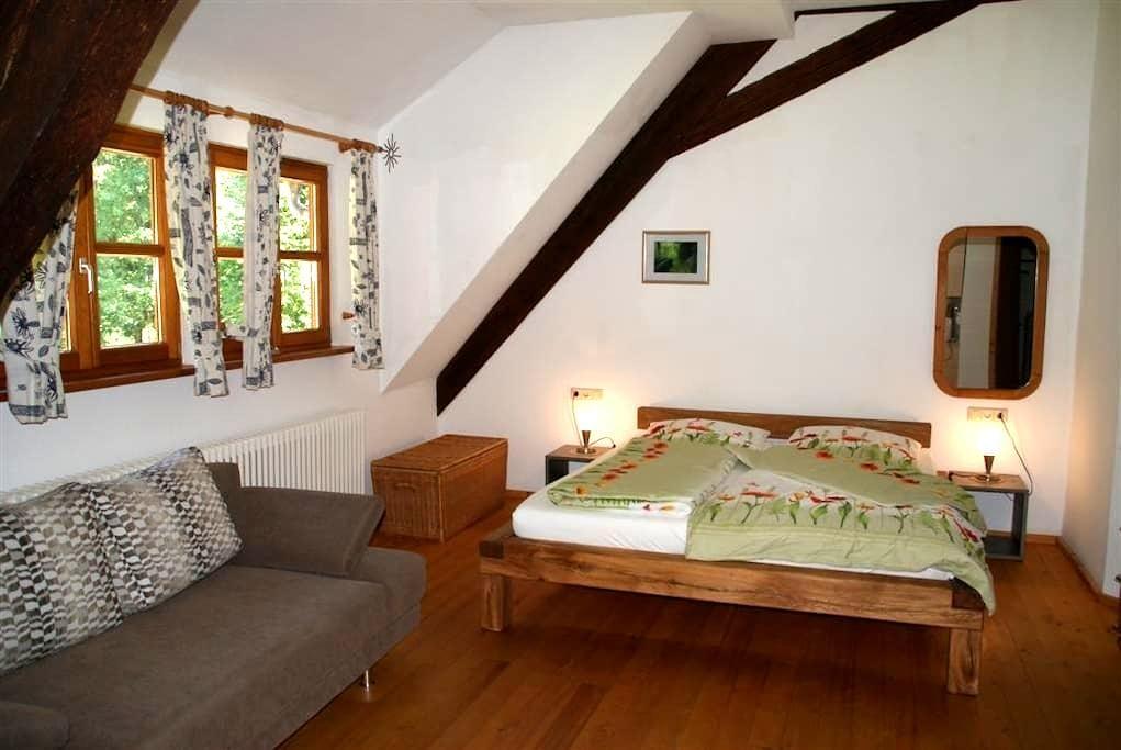 36m² Appartement im Bauernhof - Schenkenzell