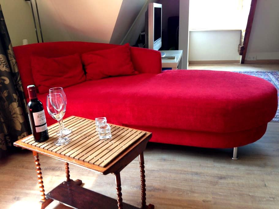 PRIVAT LOFT NEAR SCHIPHOL-AIRPORT AND A'DAM    TOP - Amstelveen