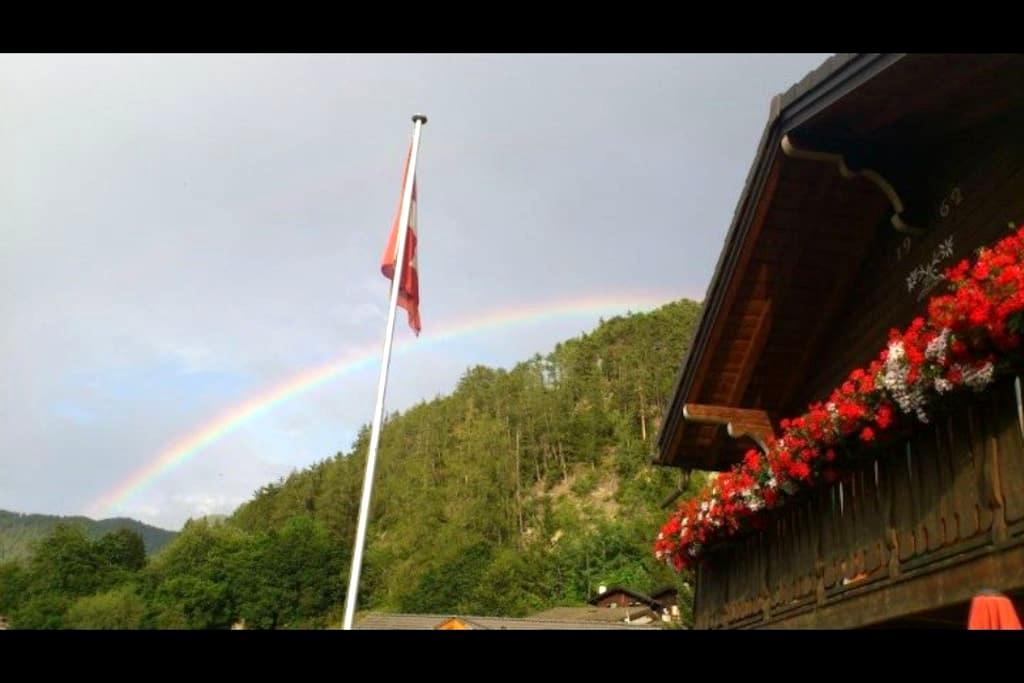 La Tzoumaz, au coeur des pistes de ski des Alpes. - Riddes - Шале