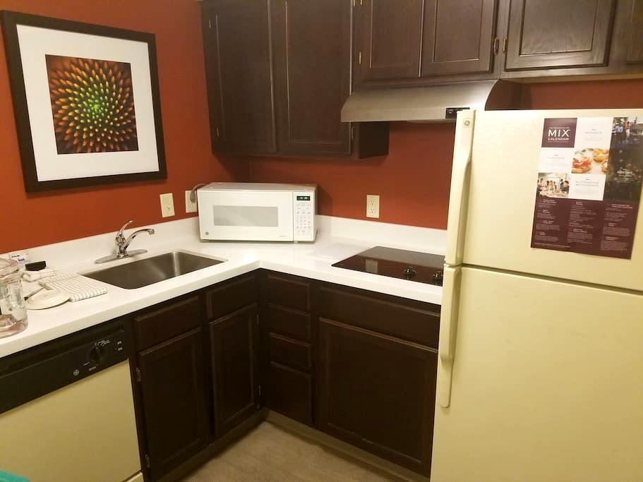 Cozy 1BD wt breakfast n parking - Manchester - Bed & Breakfast