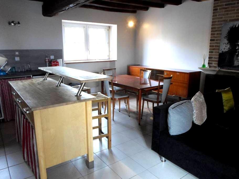 Logement Deman  12kms PUY DU FOU, 5 pers - Les Herbiers - Apartment