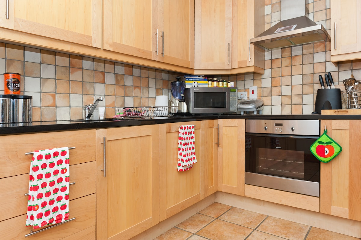 Large fully equipped kitchen (see listing for details of all utilities)