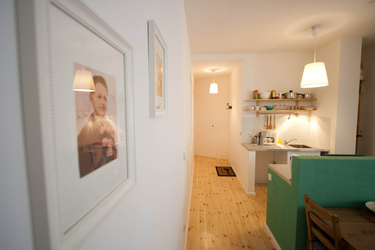 Studio Apartment in Berlin