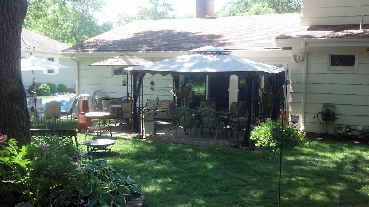 Great Space, Beautiful Yard, .