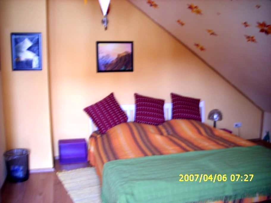 Gemütl. Zimmer im Einfamilienhaus - Liederbach am Taunus