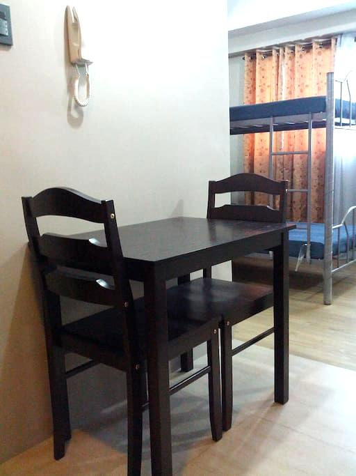 Brand New 16th Floor Unit In The Heart of A Mall! - Cainta