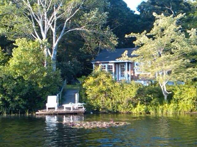 Waterfront Hamptons Private Hideway