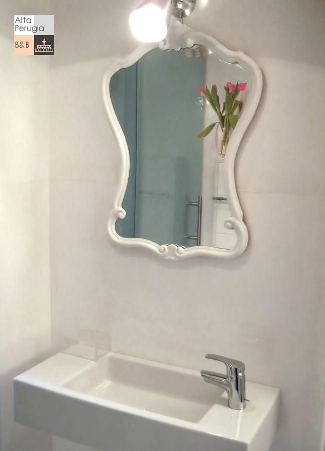 particolare bagno - camera A
