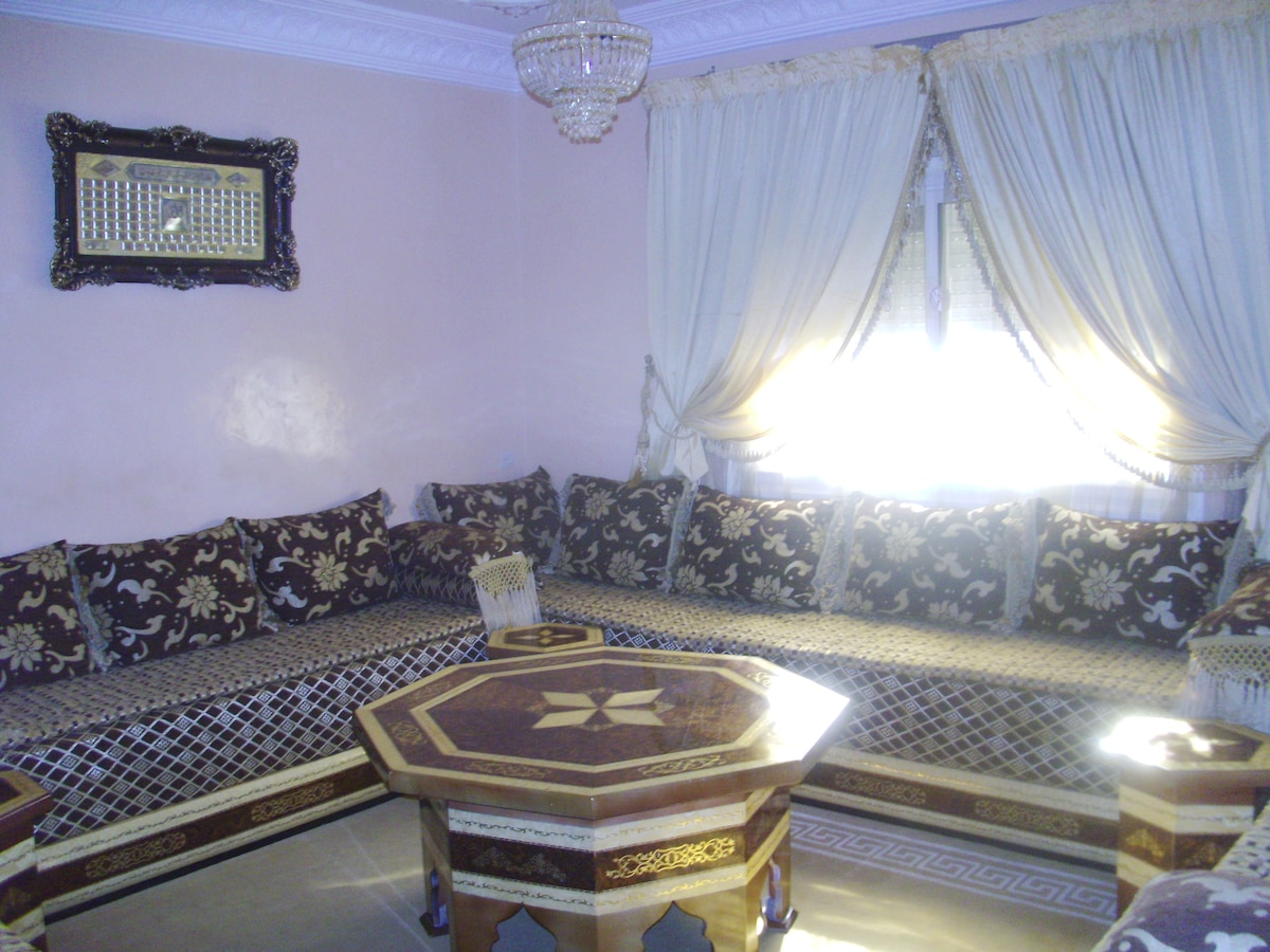 View of main lounge