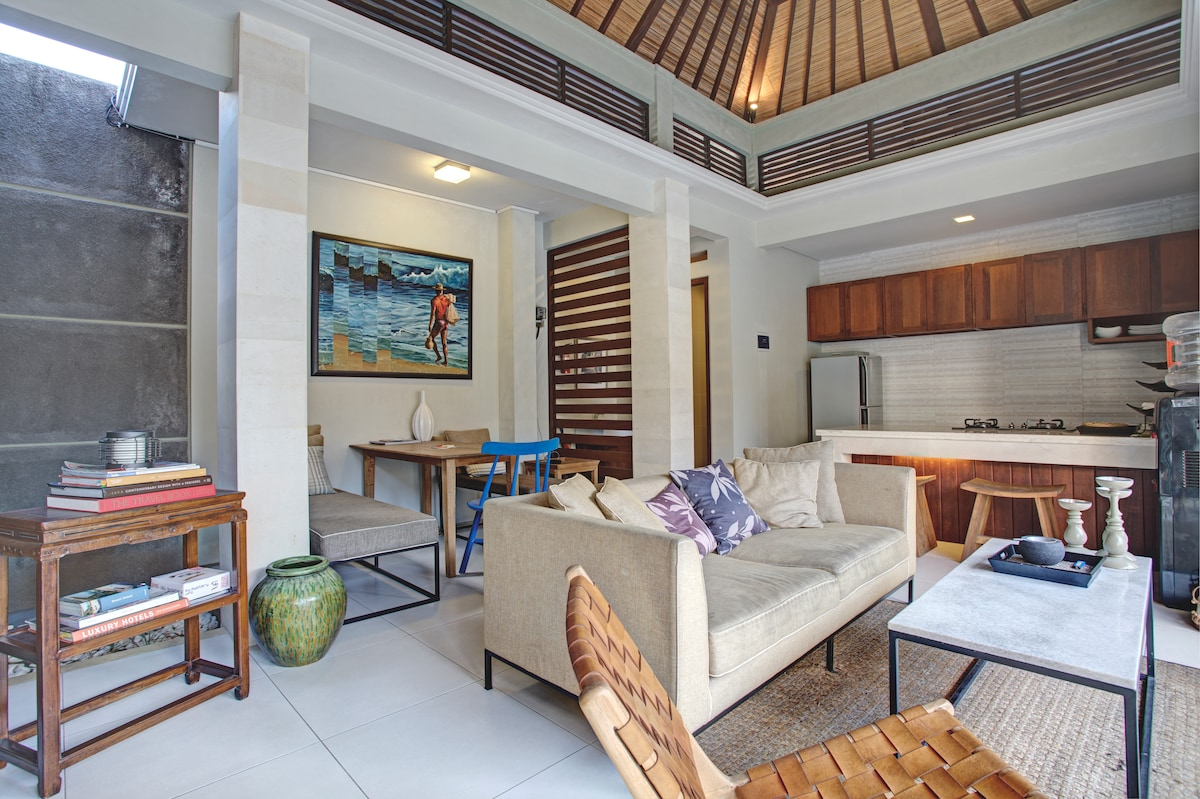Delight 2BR Villa, Center Seminyak