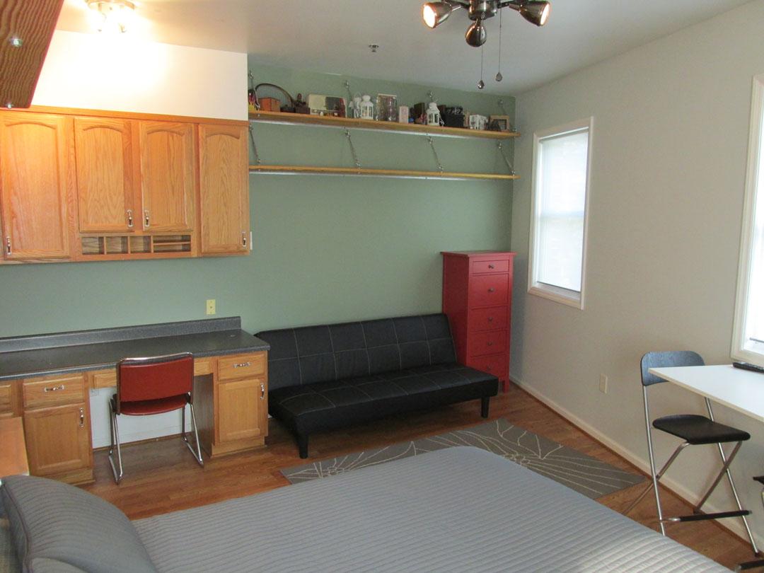 Private Carrboro Studio Apartment