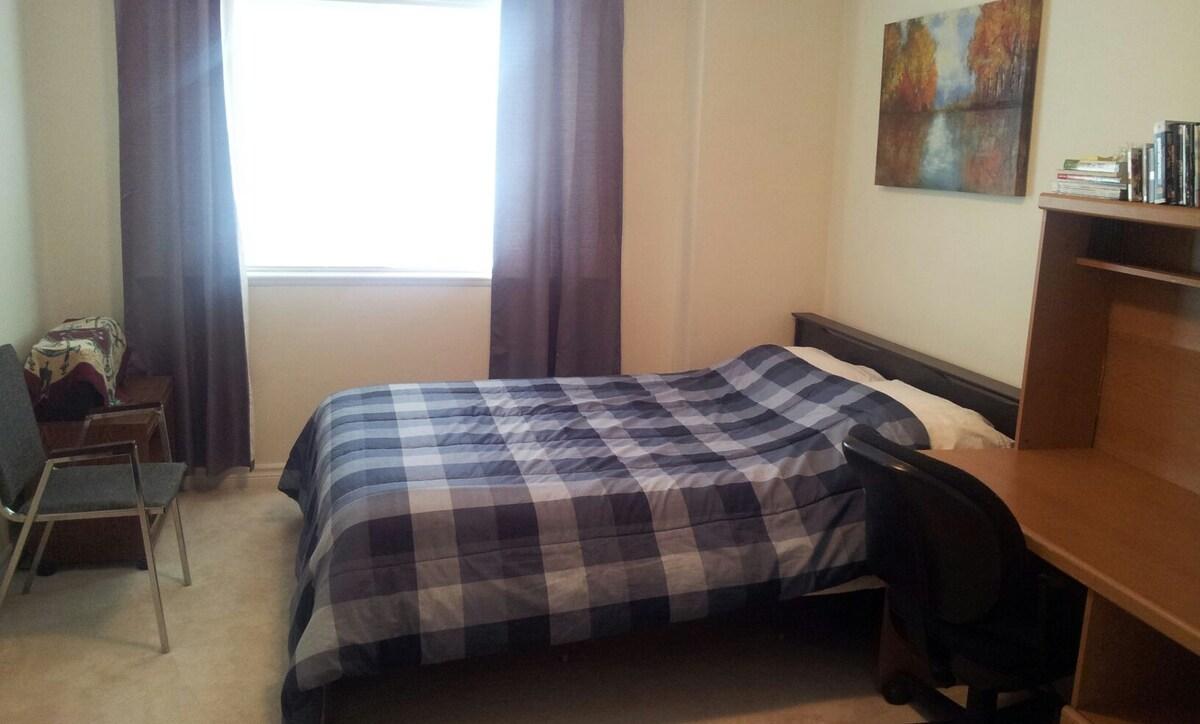 Big &  Bright Private Bedroom