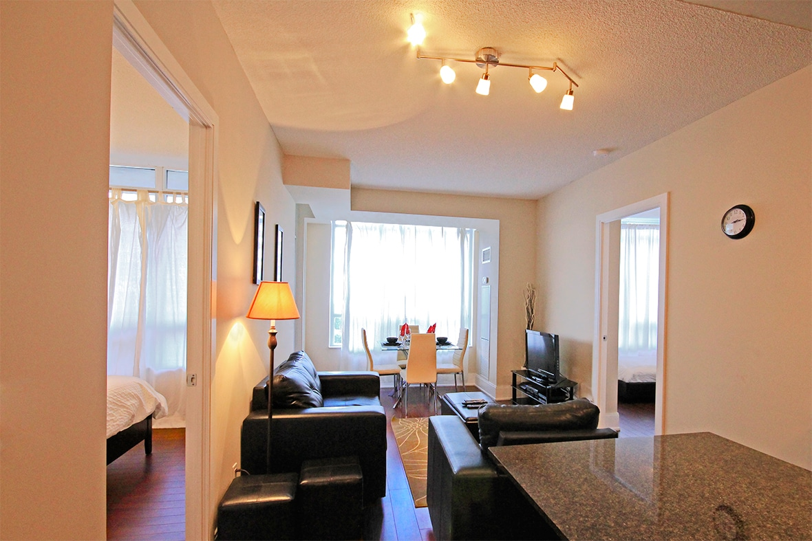 Luxury Two Bedroom Furnished Suite