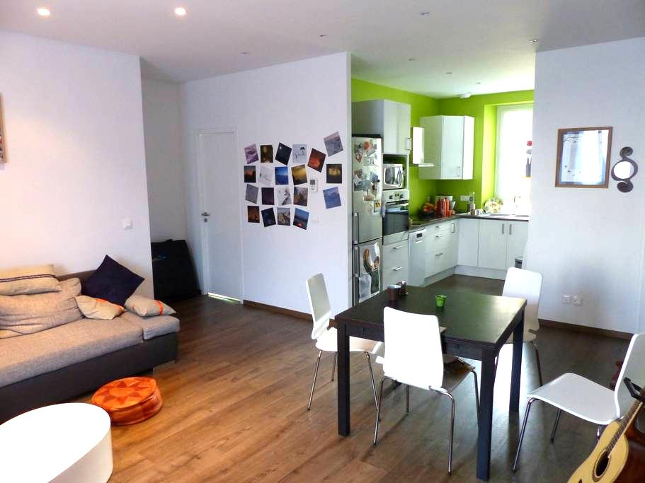 chambre à Grenoble - Grenoble - Apartment