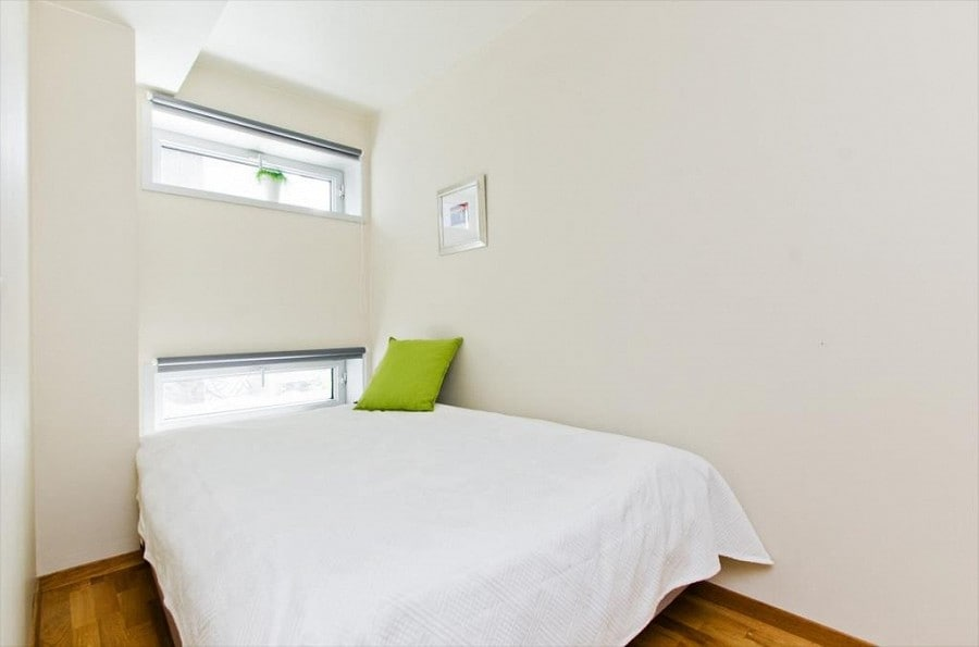 Room in new apartment, Oslo Center