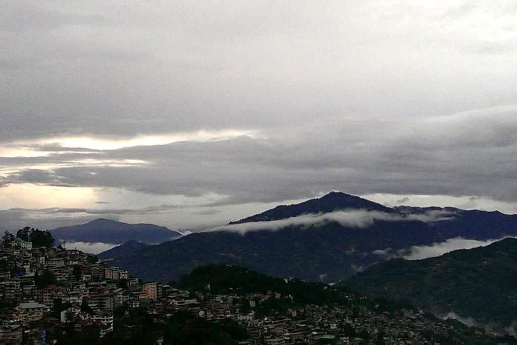A beautiful landscape view! - Gangtok - Hus