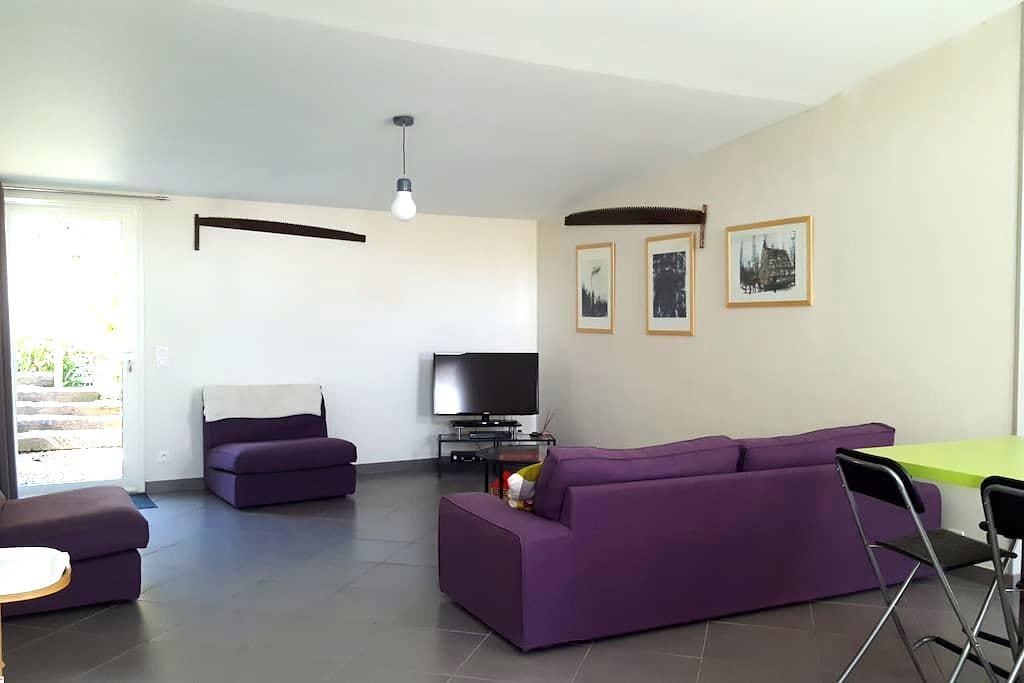 Vallée de la Vaucouleurs, gite 90 m2 - Vert - Σπίτι