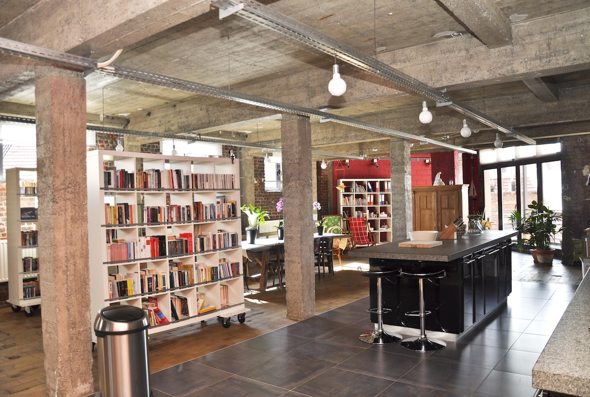 Fabulous Loft in Brussels