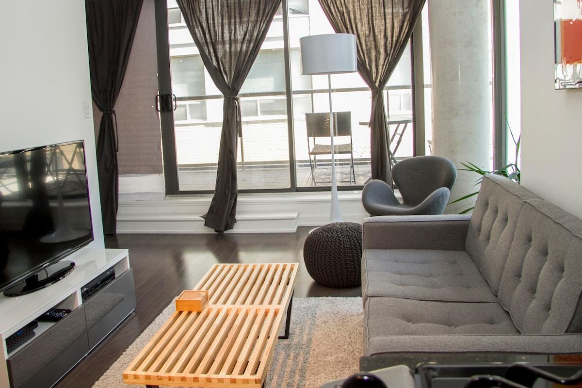 Gorgeous Modern Boutique Style Loft