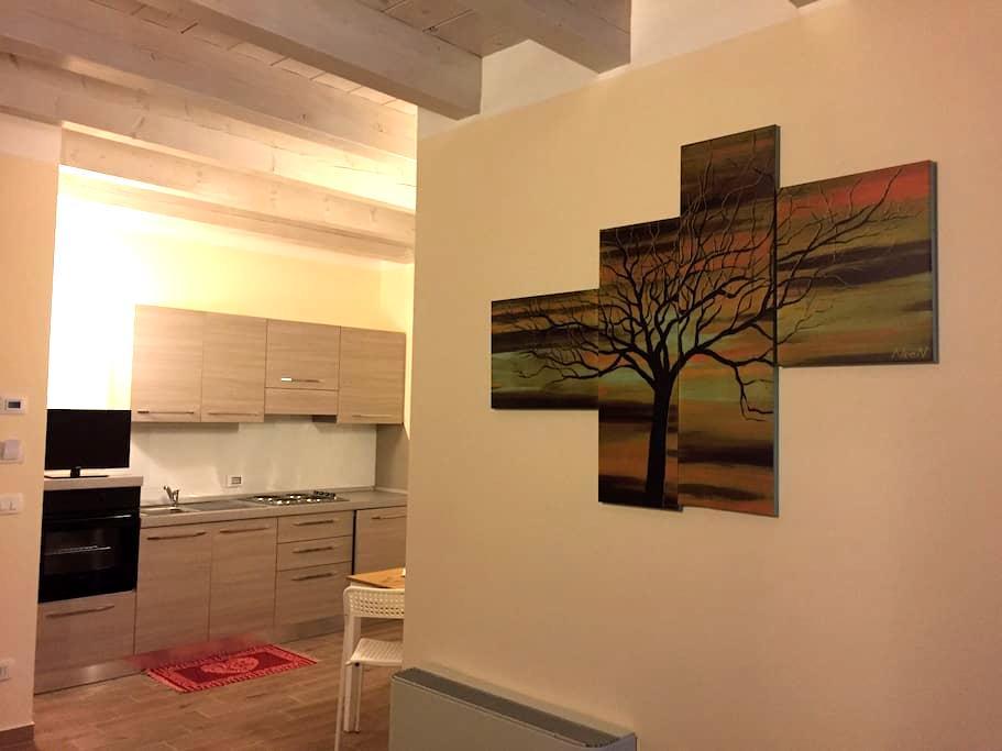 Appartamentini in casale - Gazzolo - บ้าน