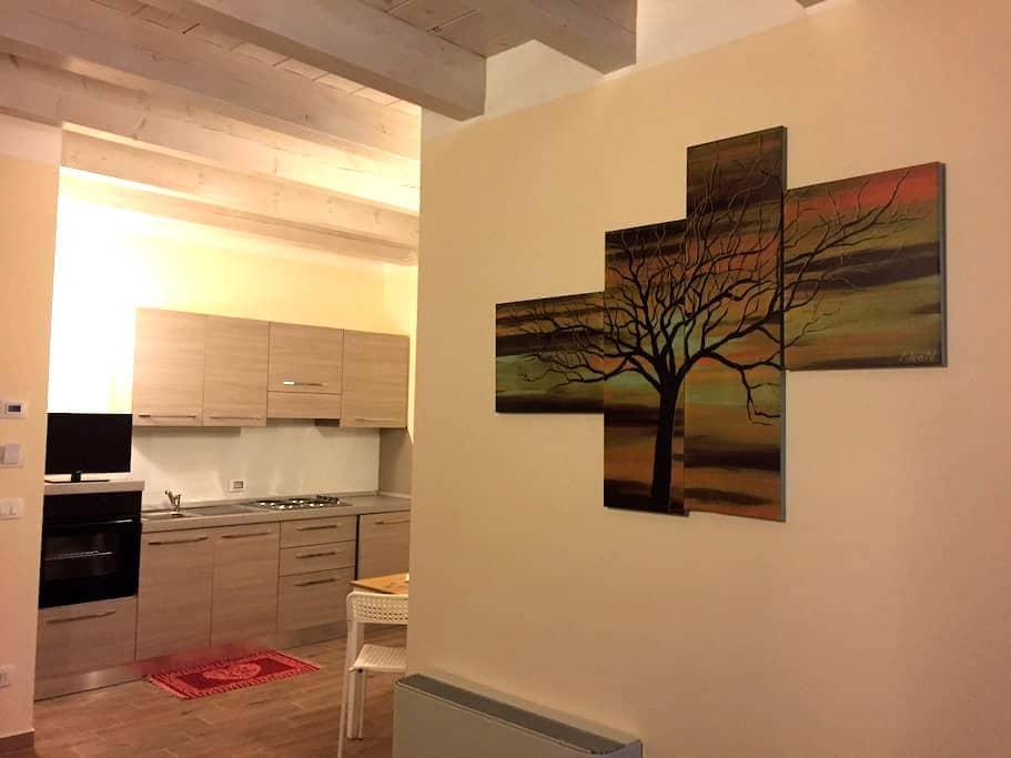 Appartamentini in casale - Gazzolo - House