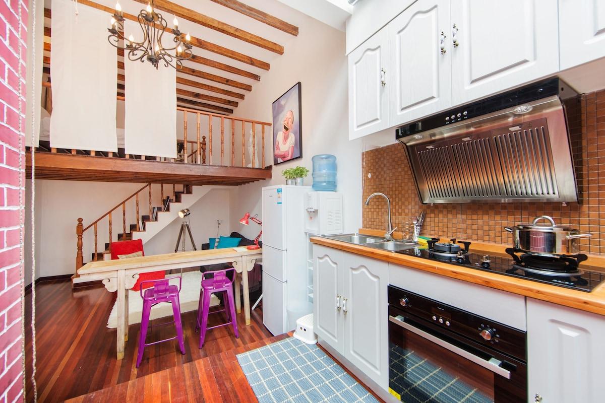 Art & Design Studio Lanehouse Loft