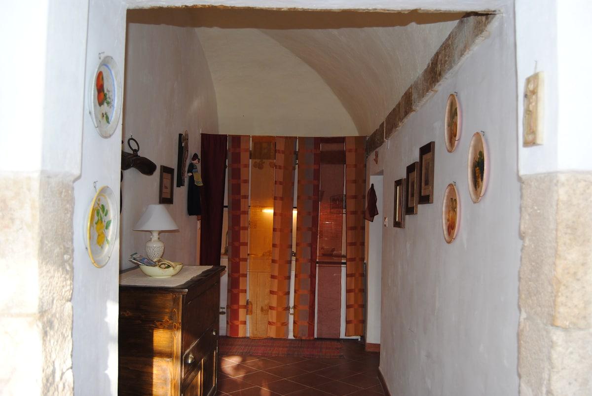 ingresso + angolo cottura appartamento Torre