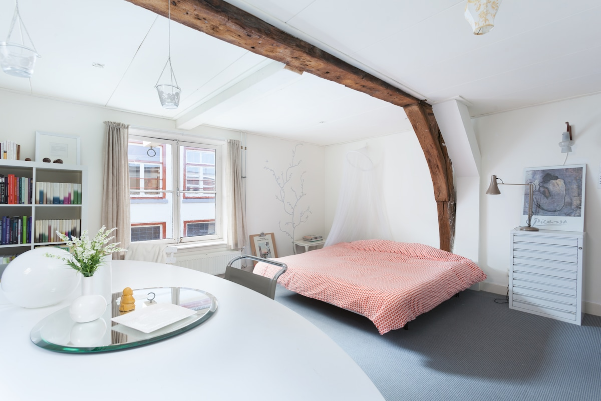 Private 2 persons room in Deventer