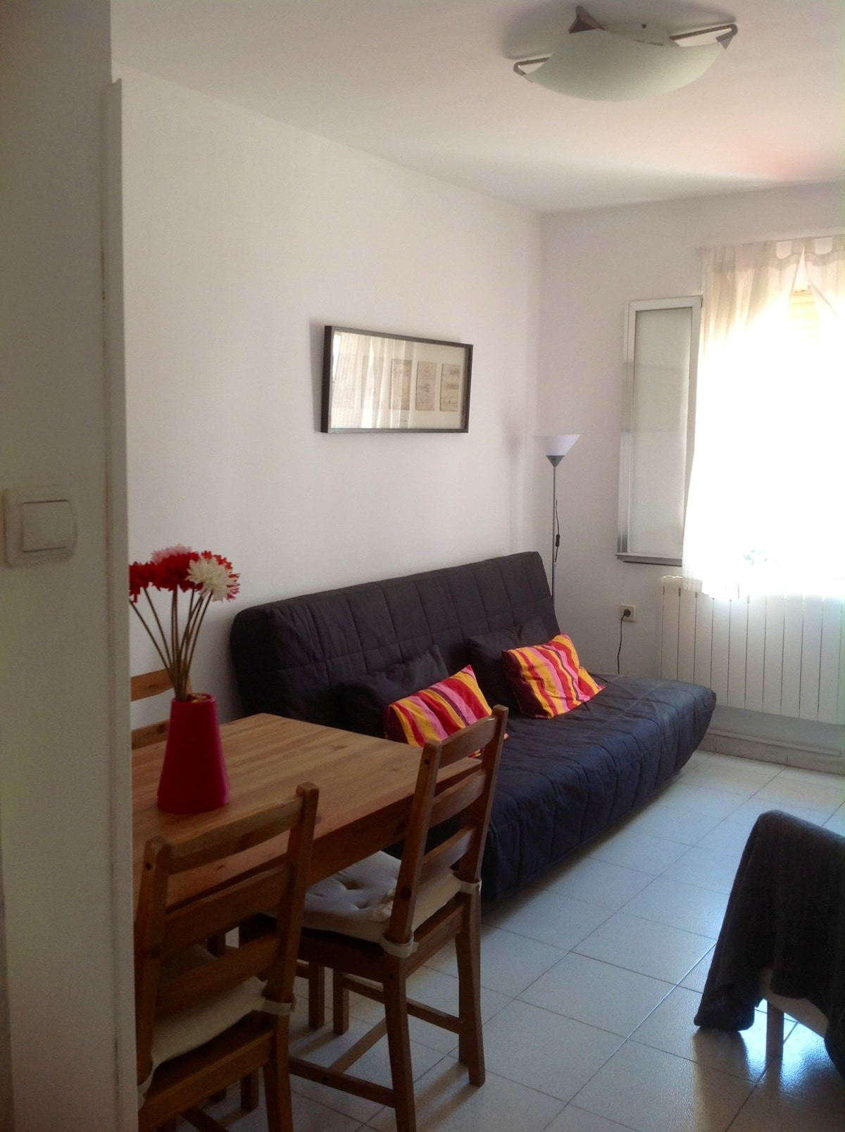 Refurbished Flat for 4/6 in central Madrid!