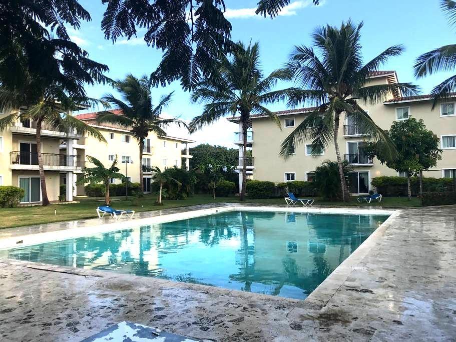 White Sands Apartment - near beach - Punta Cana