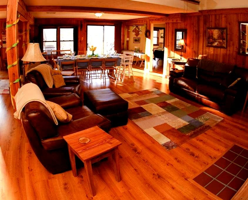 Rockcliffe Farm Retreat and Lodge - Concord - Maison